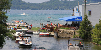 Restaurants On Torch Lake
